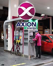 Axion - Estación de Servicio - Servicentro (antes ESSO)