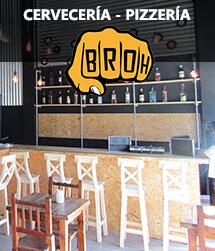Broh - Pizzería y Cervecería -