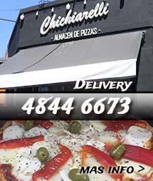 Pizzería Chichiarelli - Almacén de Pizzas -
