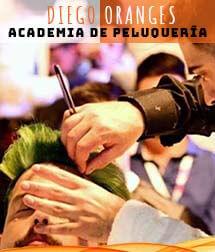 Diego Oranges - Cursos de Peluquería
