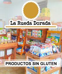 La Rueda Dorada - Productos libres de gluten