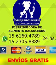 Forrajeritos Online - Distribuidora de Alimentos balanceados