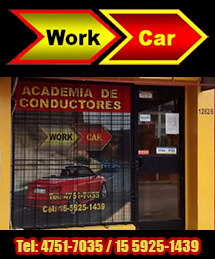 Work Car - Academia de conductores -