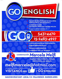 Go English - Instituto de Inglés-