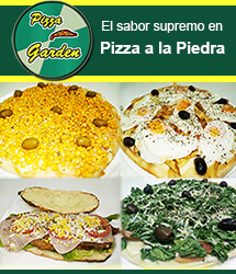 Pizza Garden - Delivery -